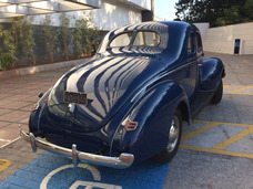 Ford 1940 Buziness Coupe - Rabuda - Estou Ouvindo Propostas