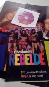 Livro Rdb Lá Revolución + Dvd + Pôster ( Originais)