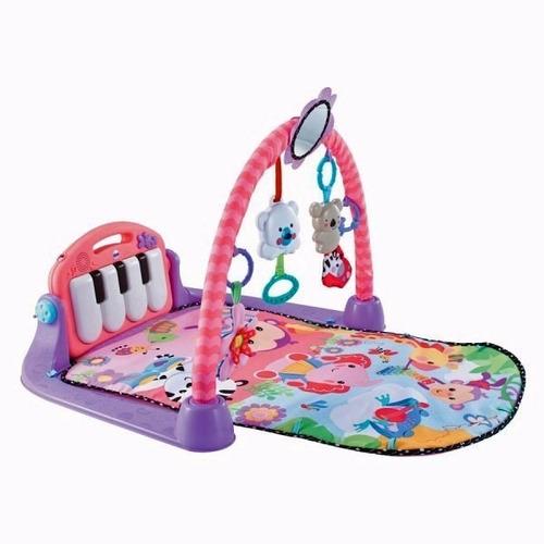 Gimnasio Piano Para Bebe Musical Luces Estimulacion Temprana