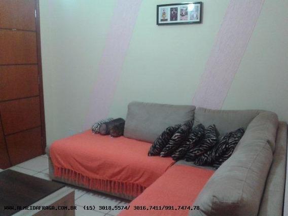Casa Para Venda Em Sorocaba, Parque Sao Bento, 3 Dormitórios, 1 Suíte, 2 Banheiros, 2 Vagas - 839_1-684453