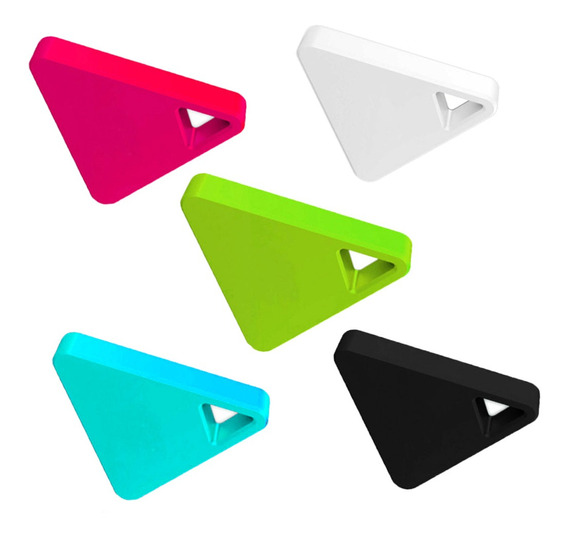 Multicolorido Bluetooth Gps Rastreador Localizador Carteira