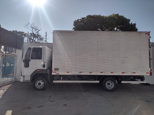 Ford Cargo 816 Ano 2016 Baú