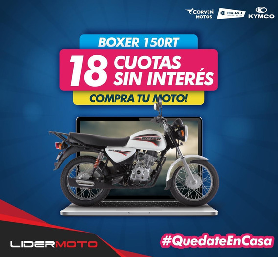 Bajaj Boxer 150 - Colores Disponibles- Lidermoto Tigre
