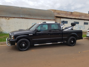 Ford F-250 4.2 Td Xlt Cab. Dupla 4p - Justiceira 180 Cv