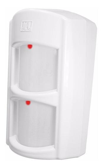 Sensor Infravermelho Passivo Duplo Ird 640 30kg Com Fio Jfl