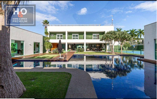 Imagem 1 de 30 de Casa Com 6 Dormitórios 6 Suítes À Venda, 1231 M² - Acapulco - Guarujá/sp - Ca0383