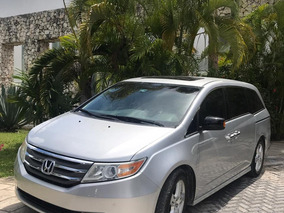 Honda Odyssey 3.5 Touring Minivan Cd Qc Dvd At 2012 Plata