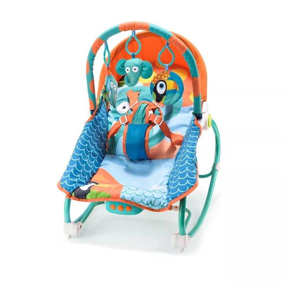 Cadeira De Descanso Musical E Balanço De 0 A 20 Kg Elefante