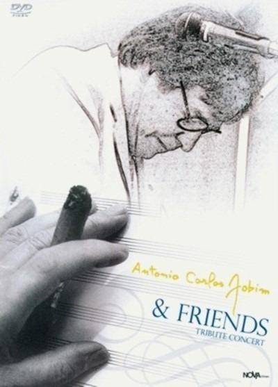 Dvd Antônio Carlos Jobim & Friends (2003)