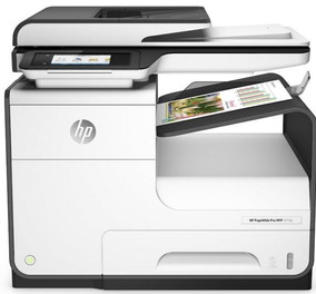 Impressora Hp 477dw Jato De Tinta Mais Rápida Que Uma Laser