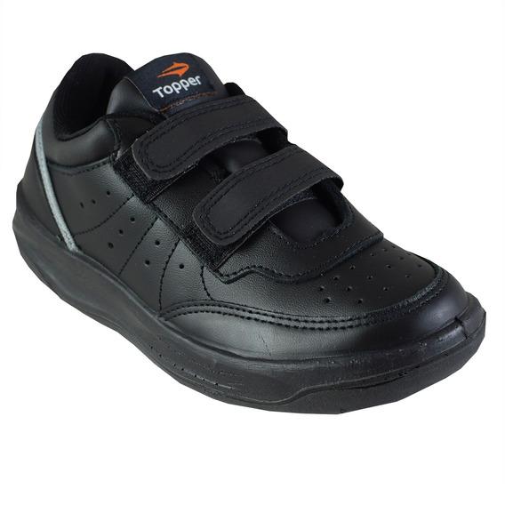 Zapatillas Topper X Forcer Niños Black