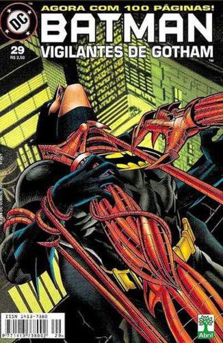 Imagem 1 de 1 de Batman Vigilantes De Gotham 29