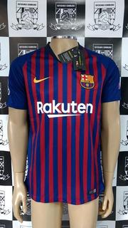 Camisa Barcelona 18/19 #arthur 8 Champions League - Pronta Entrega!