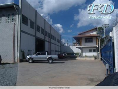 Galpões Industriais À Venda Em Mairiporã/sp - Compre O Seu Galpões Industriais Aqui! - 1265778