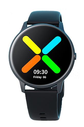 Reloj Inteligente Hyundai P260 Ip68 Bluetooth Negro Diginet