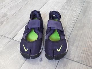 zapatillas nike dedos