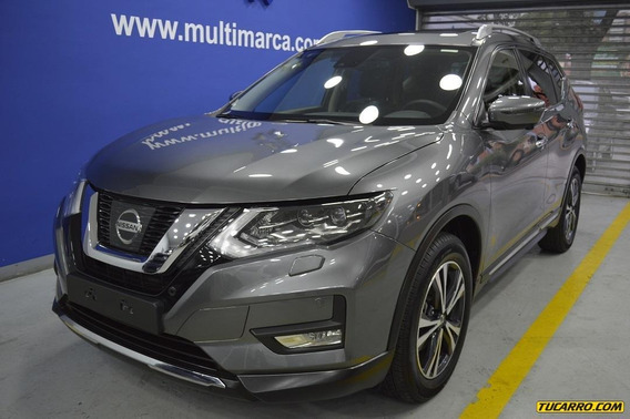 Nissan X-trail Secuecial-multimaca