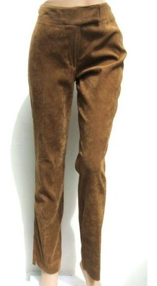 Express Pantalon Elastizado T1 Marron (ana.mar)