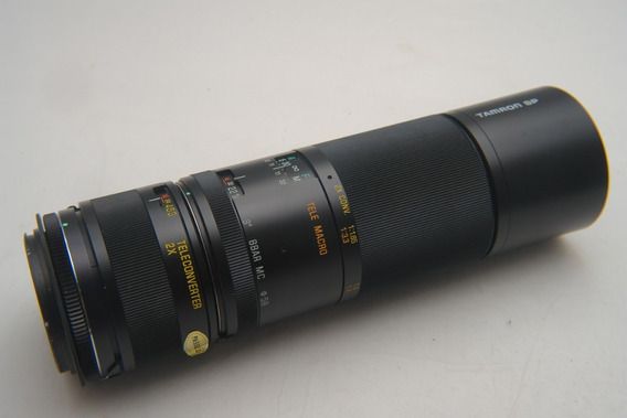Tamron Sp 300mm F5.6 Macro Canon M42 (600mm)