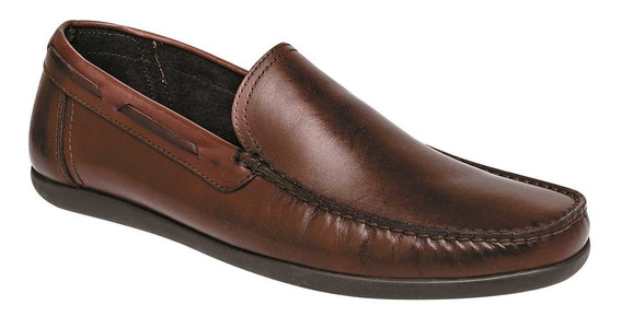 Zapato Casual Hombre Piel Gino Cherruti 71633 Envió Gratis