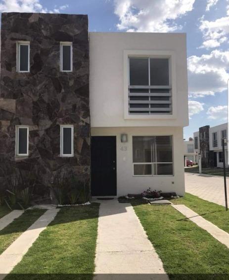 Casa A Solo 7000 Ubicada Cerca De Vw, Udlap, Y Periférico,