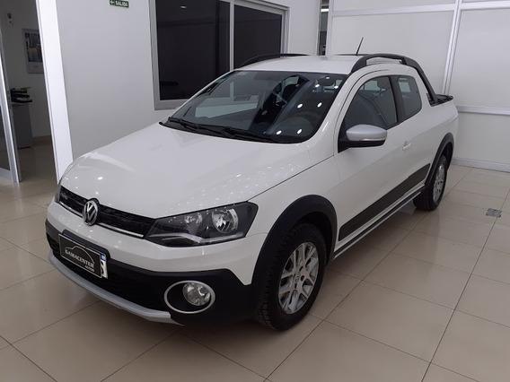 Volkswagen Saveiro 1.6 Cross Cd 101cv 2016 67.000km Blanco