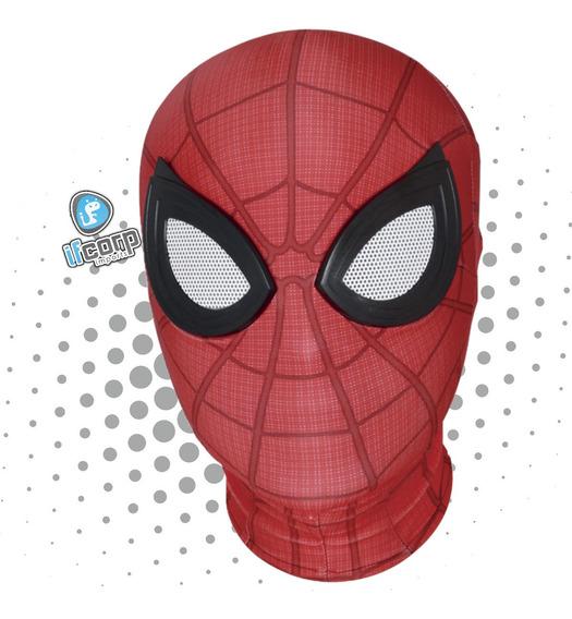 Mascara Spider Man Spiderman Hombre Araña Adulto Kid Marvel