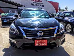 Nissan Altima Exclusive Piel, Qc V6