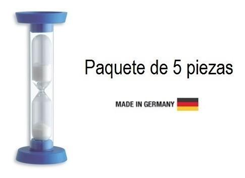Imagen 1 de 3 de Reloj De Arena 3 Min. Paq. 5 Pzas. (18.6001.06), Tfa