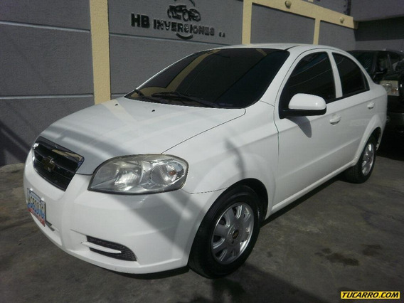 Chevrolet Aveo Lt Automático 1.6