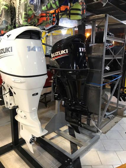 Motor Suzuki 140 Hp 4t., Promo