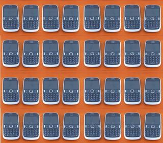 Celular Nokia Asha 302 Branco Lote Com 32 Aparelhos Usados
