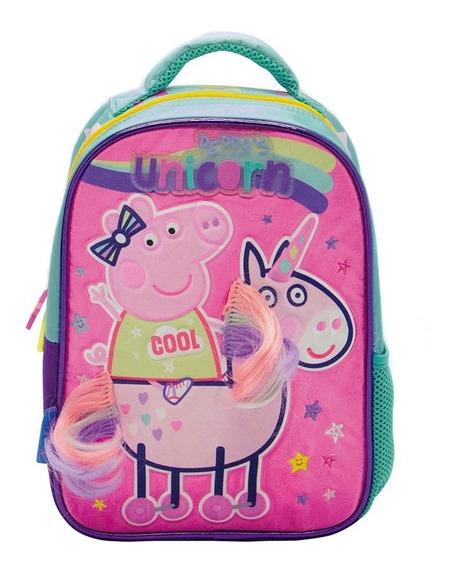 Mochila De Espalda Peppa Pig Pp039 Original 12