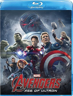 Blu-ray : Marvel