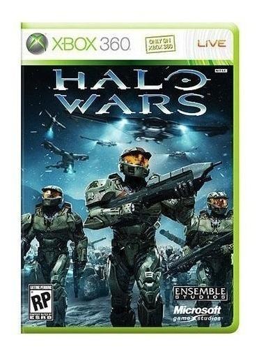 Halo Wars Xbox 360 Xbox One Xone Original Frete R$12