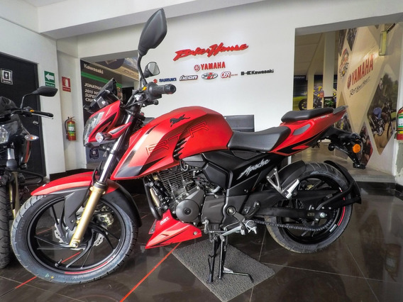 Motocicleta Apache Tvs Rtr200/ Rr310/ Ntorq125
