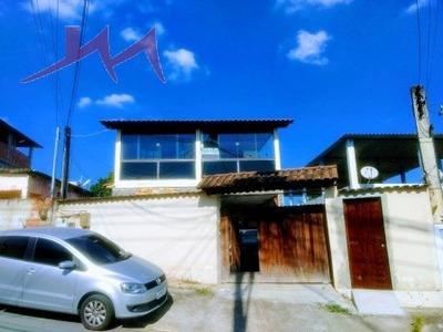 Casa Para Venda, 2 Dormitórios, Laranjal - São Gonçalo - 396