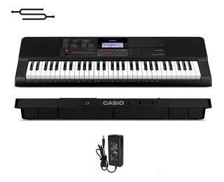 Teclado Casio Ctx700 Organo 5 Octavas Sensitivo Fuente Envio