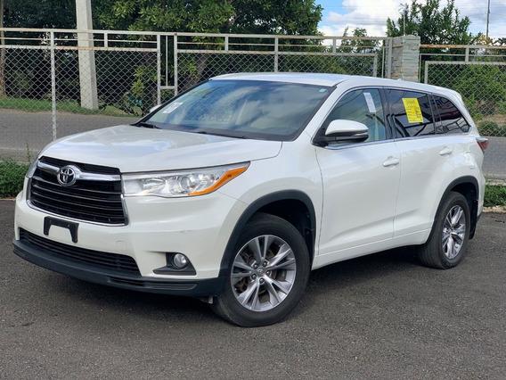 Toyota Highlander Plus 2014 Importada