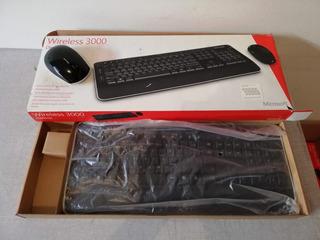 Microsoft Wireless Desktop 3000 - Mouse Não Funciona!