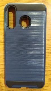Funda Samsung Galaxy A20 A30 A50 - Reforzadas Lisas Colores Texturadas