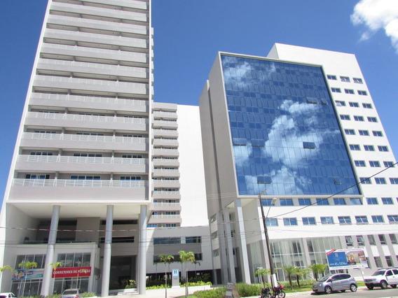 Sala No Horizonte Jardins Com 54m² - Ca658