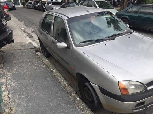 Ford Fiesta 2000 1.0 Class 5p