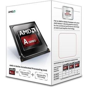 Processador Amd A4 6300 3.7ghz Socket Fm2 1mb Cache, Ad6300o