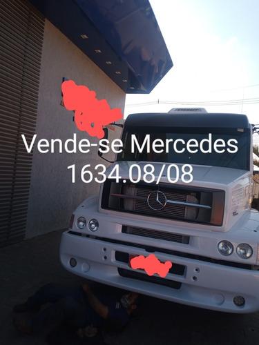 Imagem 1 de 15 de Mercedes Benz 1634