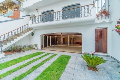Imagem 1 de 30 de Sobrado Com 5 Dormitórios À Venda, 300 M² Por R$ 1.300.000,00 - Jardim Leonor Mendes De Barros - São Paulo/sp - So0418