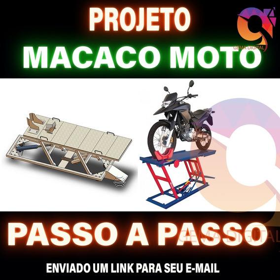 Como Fazer Elevador Para Moto Com Macaco Hidraulico Projeto