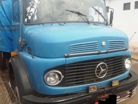 Mercedes-benz Mb 1513 Graneleiro, Pneus Sem Camara
