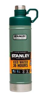 Termo Stanley 750ml Botella De Agua Fria Camping Aventura