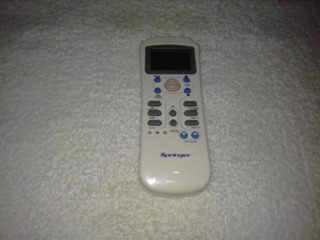 Controle Original Ar Condicionado Springer R14/ce
